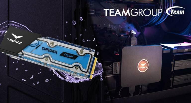 Arriva l'SSD con raffreddamento a liquido