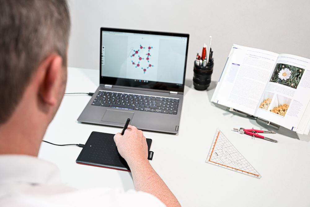 One by Wacom : La tavoletta grafica ideale per la DAD, compatibile con Chromebook, PC e MAC.