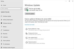 Windows 10, lРђЎaggiornamento 20H2 cambier├а il browser predefinito